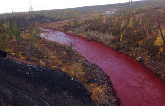 территории зон чрезвычайных экологических ситуаций экологического бедствия