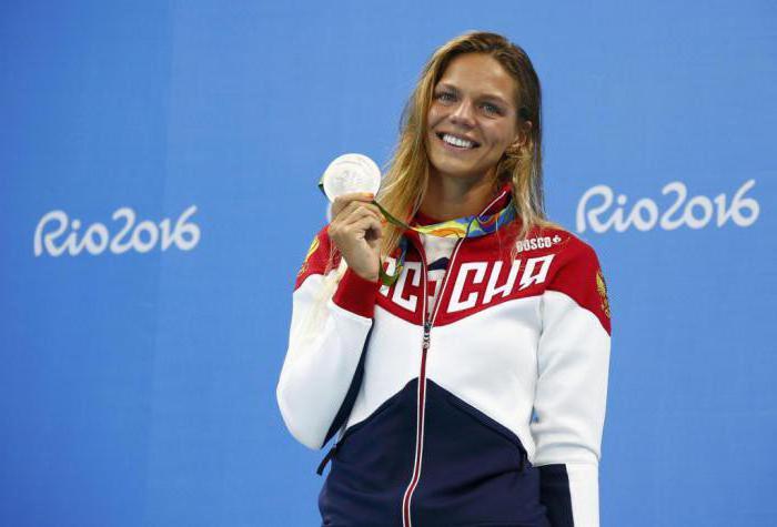 олимпиада плавание финал ефимова