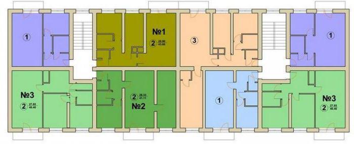 Высота пятиэтажного дома в метрах: от чего зависит высота хр.