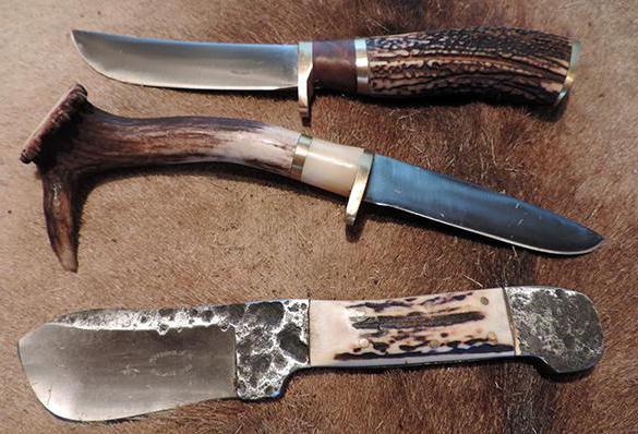 Нож из циркулярной пилы