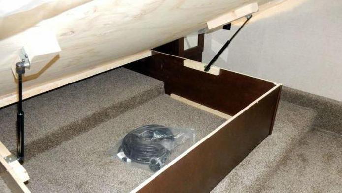 Расчет газовых амортизаторов для мебели