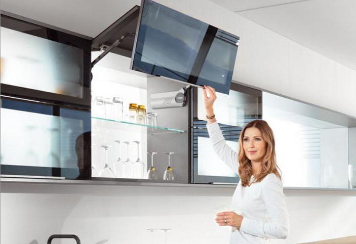 Как установить газовый амортизатор для мебели