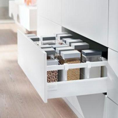 Системы скрытого хранения для кухни