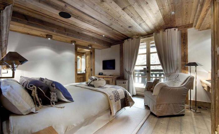 Дома в альпийском стиле фото