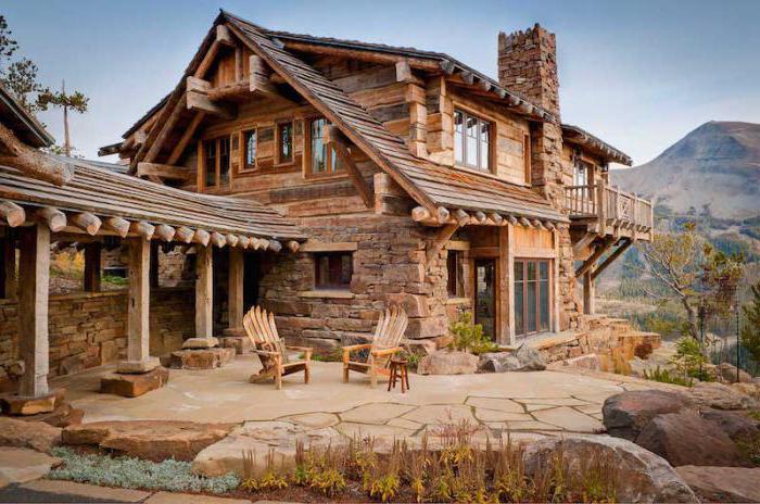 Альпийские дома
