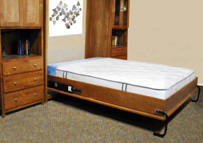 Инструкция по сборке кровати с подъемным механизмом