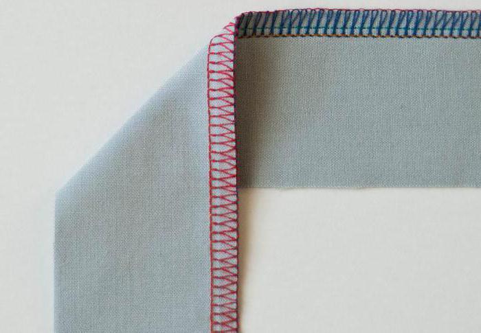 ролевой шов flatlock