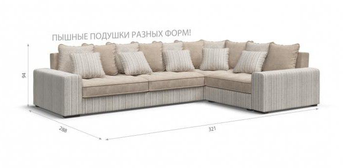 Угловой диван дубай много мебели отзывы