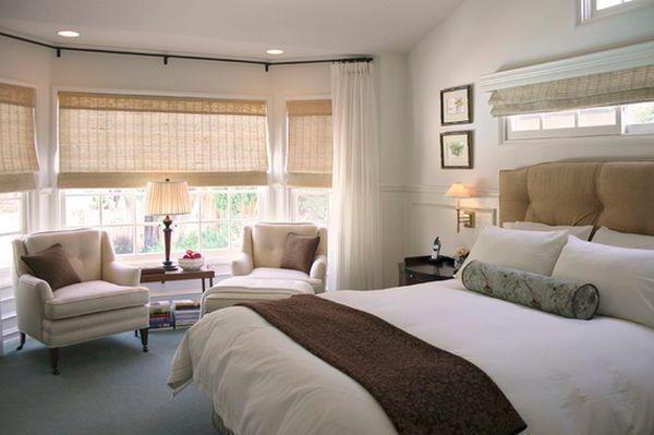 Дизайн спальни 12 кв с балконом