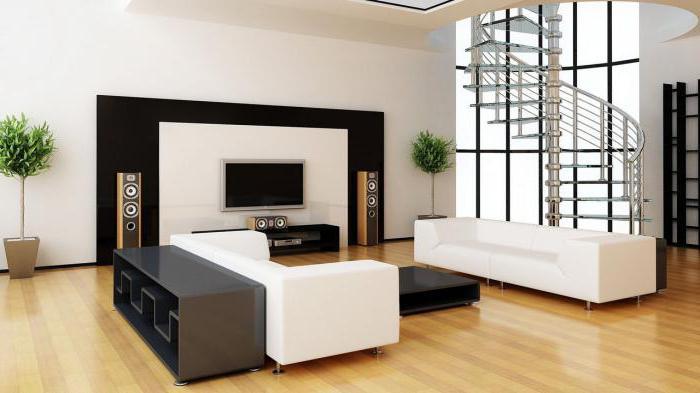 Дизайн квартир стили