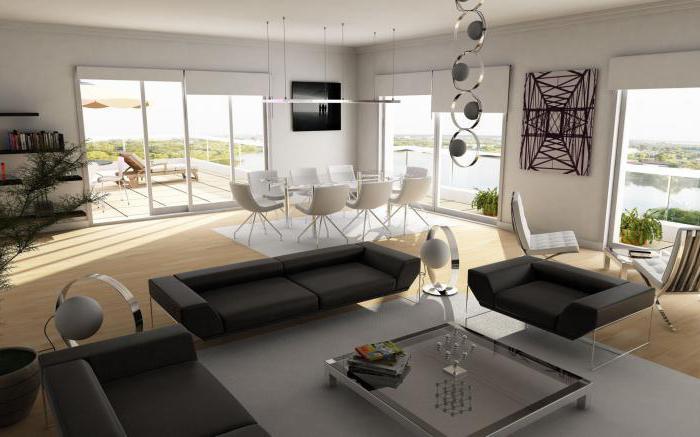 Стили дизайна интерьера квартир