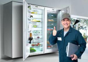 Диагностика поломок холодильника