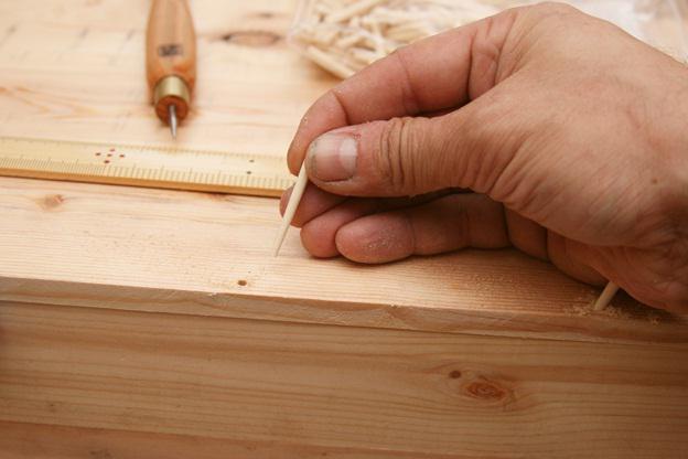 Мебельные деревянные чопики