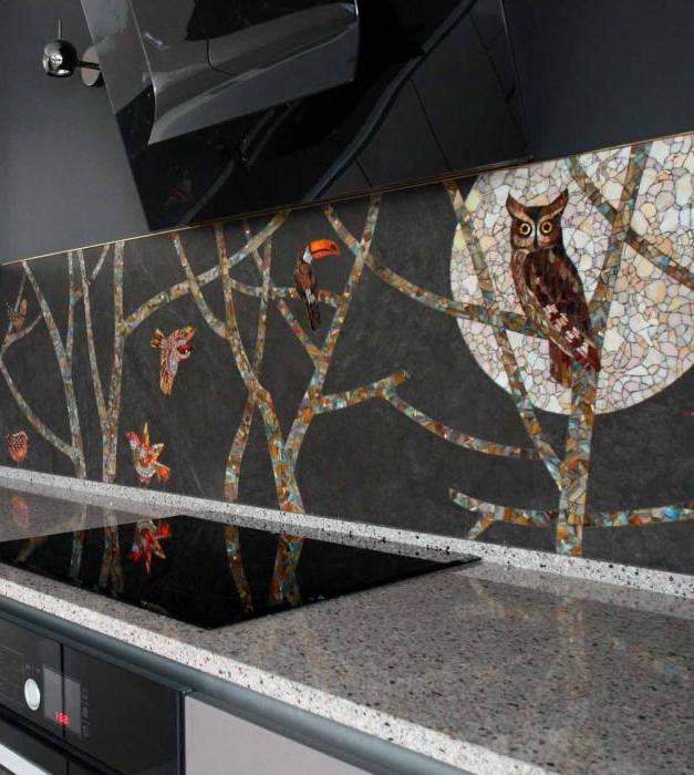 Мозайика для кухни на фартук леруа мерлен