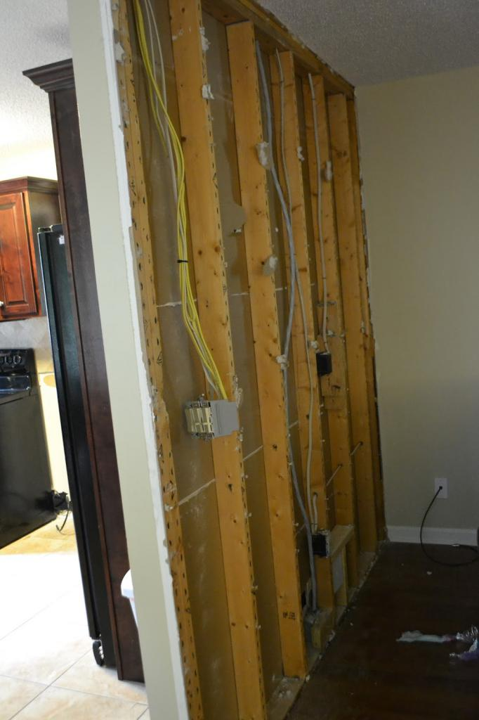 How to determine the wall bearing plan