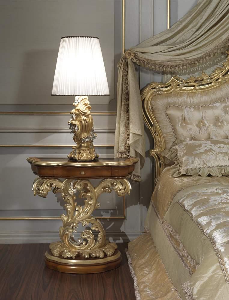 Baroque bedroom design