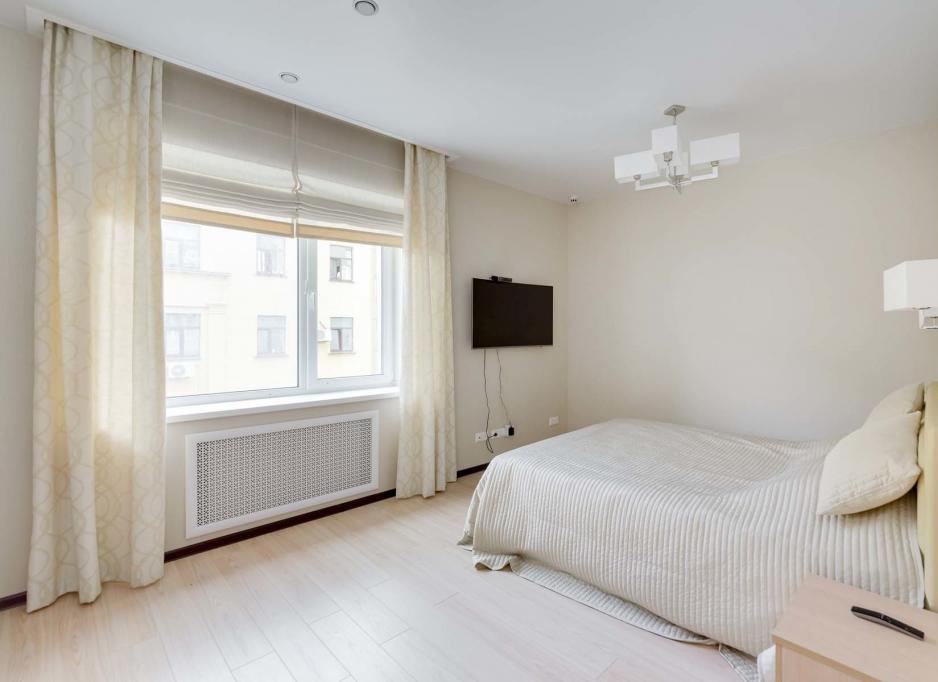 Интерьер светлой квартиры в современном стиле: идеи и фото