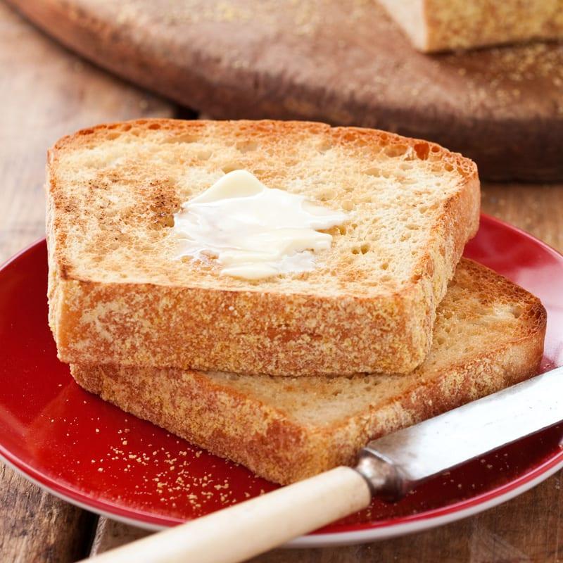 English bread recipe