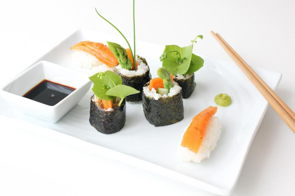 How to cook sushi rice vinegar