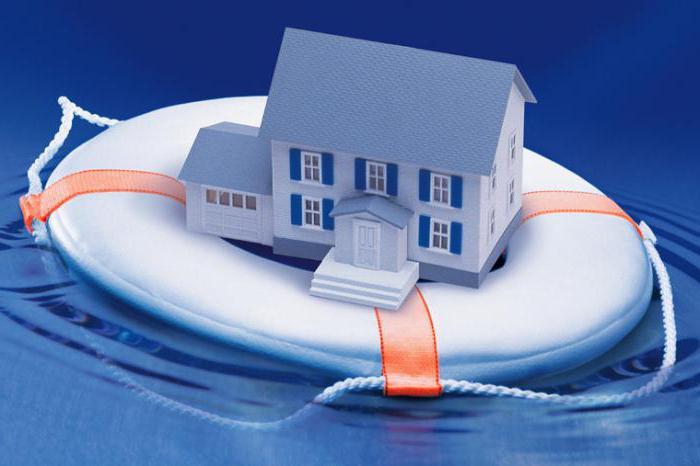 страхование квартиры в ипотеке виды особенности