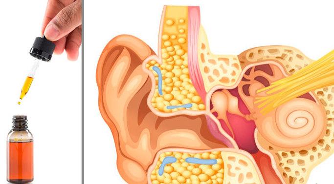 Как лечить уши камфорным маслом: инструкция по применению, показания и противопоказания, отзывы