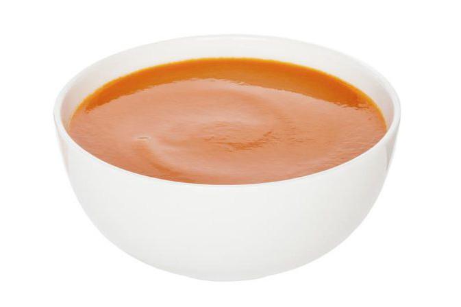 Суп простой и вкусный
