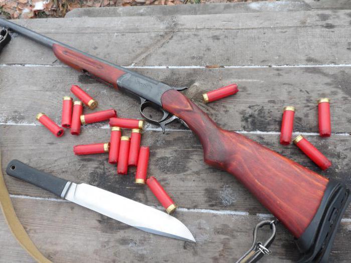 приклад ружья иж 17