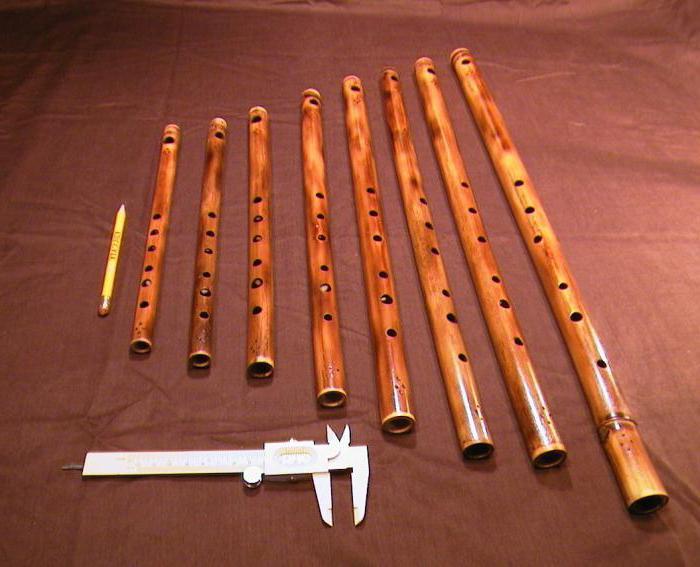 мелодия флейты