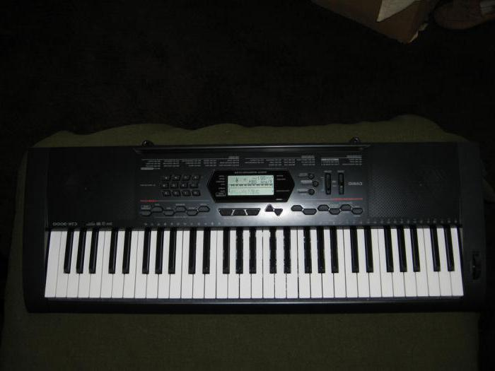 синтезатор casio ctk 3000