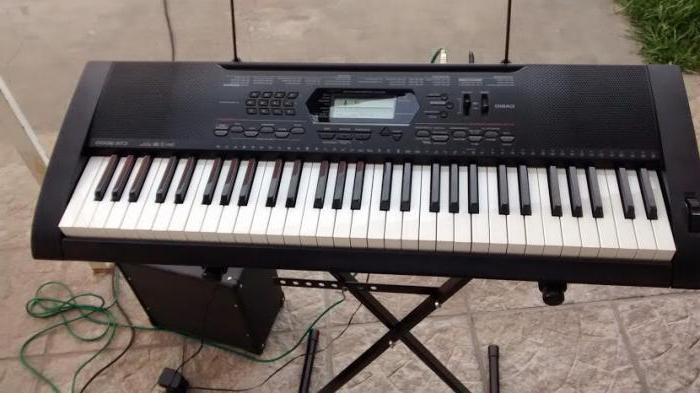 casio ctk 3000 характеристики