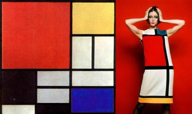 пит мондриан картины с названиями абстракционизм