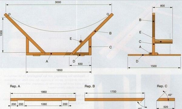 hammock sizes