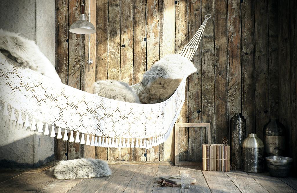 DIY hammock photo