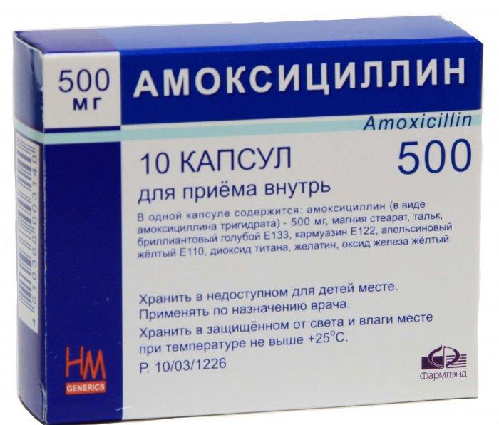 антибиотики от бронхита и кашля