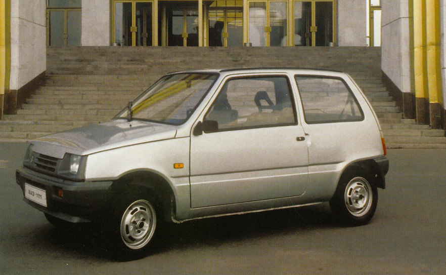 """Автомобиль """"Ока"""": расход топлива, технические характеристики, максимальная скорость и отзывы с фото"""
