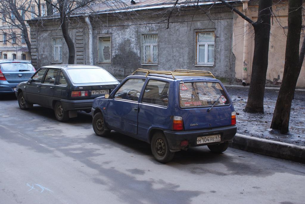 Ока АвтоВАЗ малолитражка