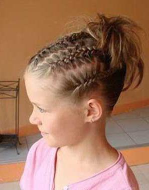 фото причесок в школу на короткие волосы