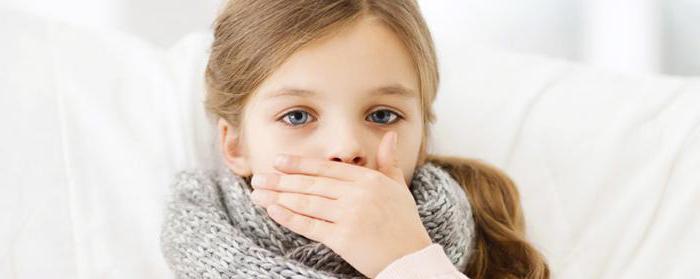остаточный кашель у детей