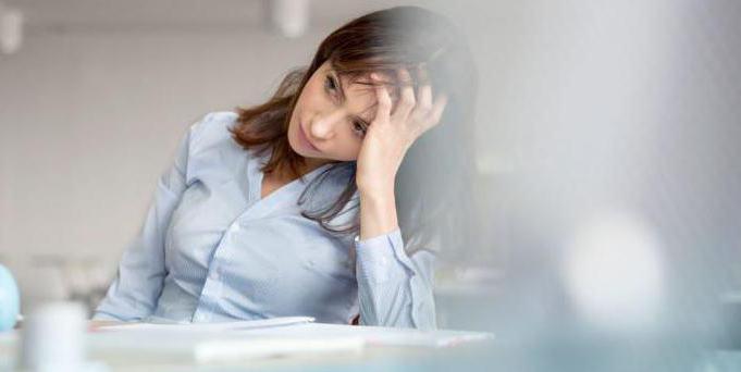 большое депрессивное расстройство отличие от депрессии