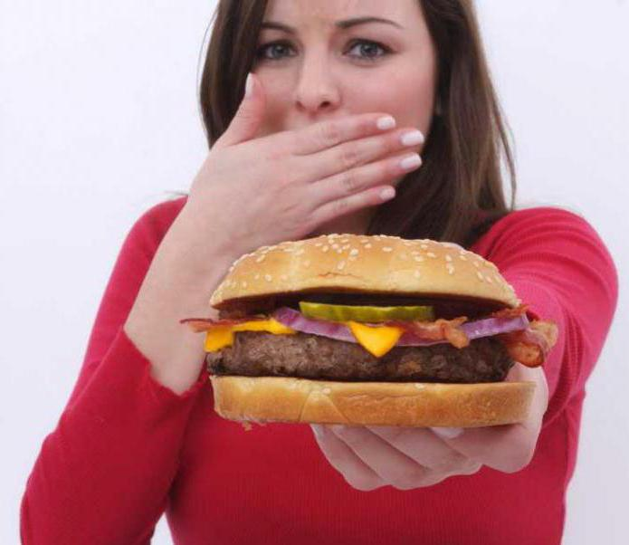 Во время беременности не хочется мяса