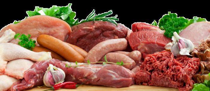 Не хочется мяса при беременности