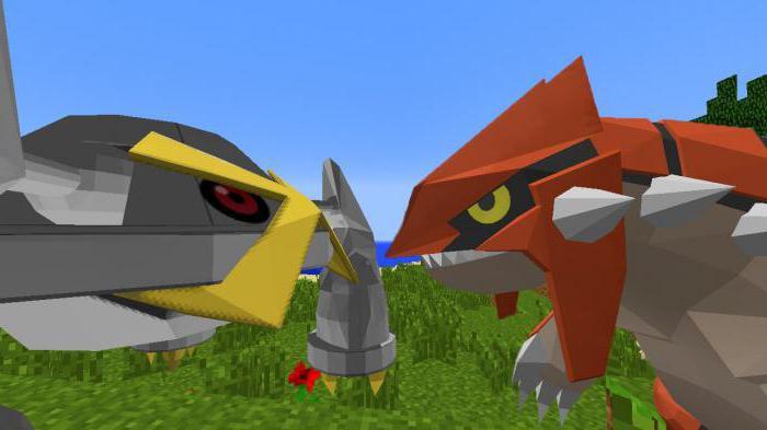 Легендарные покемоны в Pixelmon: вся информация о существах