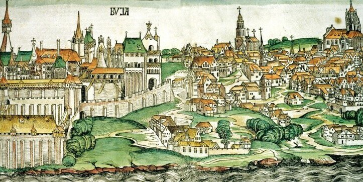 books about the middle ages