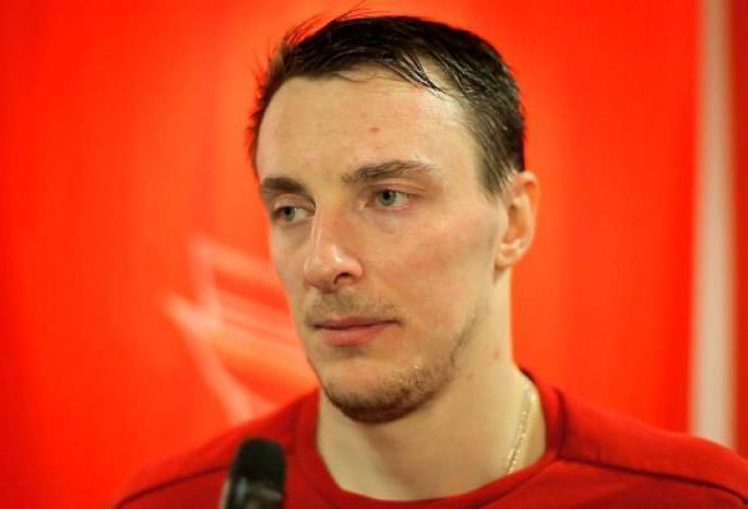 Сергей Калинин хоккеист биография
