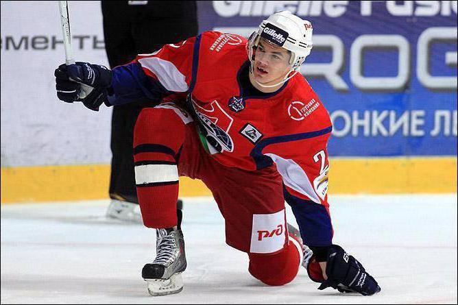 Эмиль Галимов хоккеист