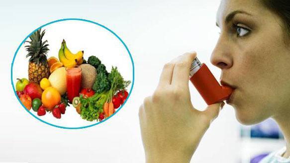 диета при бронхиальной астме
