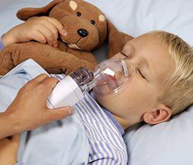 воспаление бронхов у детей