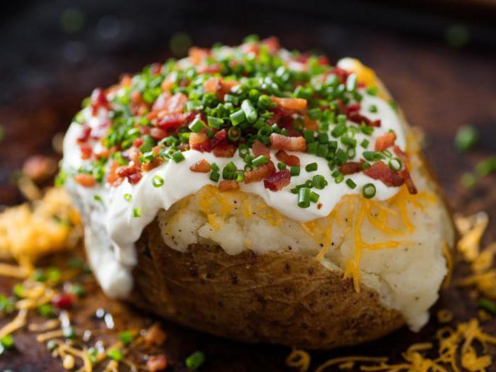 Запеченная картошка польза и вред thumbnail