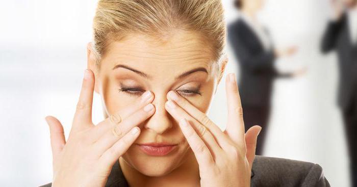 боль в глазу отдает в голову невралогия