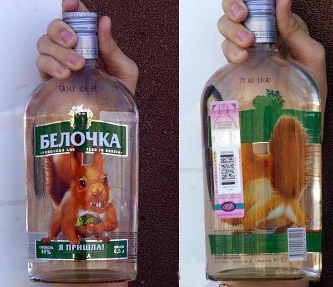 Подписывать, смешную картинку про водку